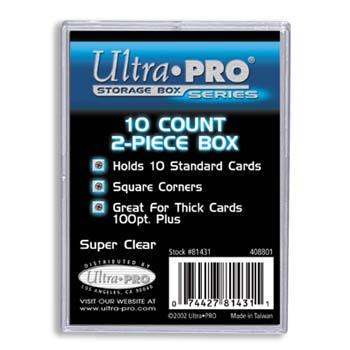 Ultra Pro (ウルトラプロ) カードケース 10枚用 (#81431)