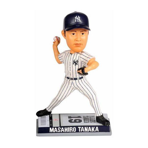 田中将大 MLB 2014 チケットベース ボブルヘッド ニューヨーク・ヤンキース  / Masahiro Tanaka 2014 MLB Ticket Base Bobblehead