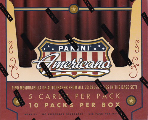 2015 Panini Donruss Americana