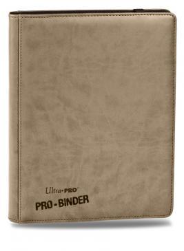 ウルトラプロ (Ultra Pro) プレミアム プロ バインダー ホワイト #84192 | Premium 9-Pocket White PRO-Binder