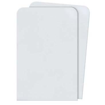 Ultra Pro (ウルトラプロ) セミライト カード ディバイダー(仕切り)|Semi-Rigid Card Divider White #81229