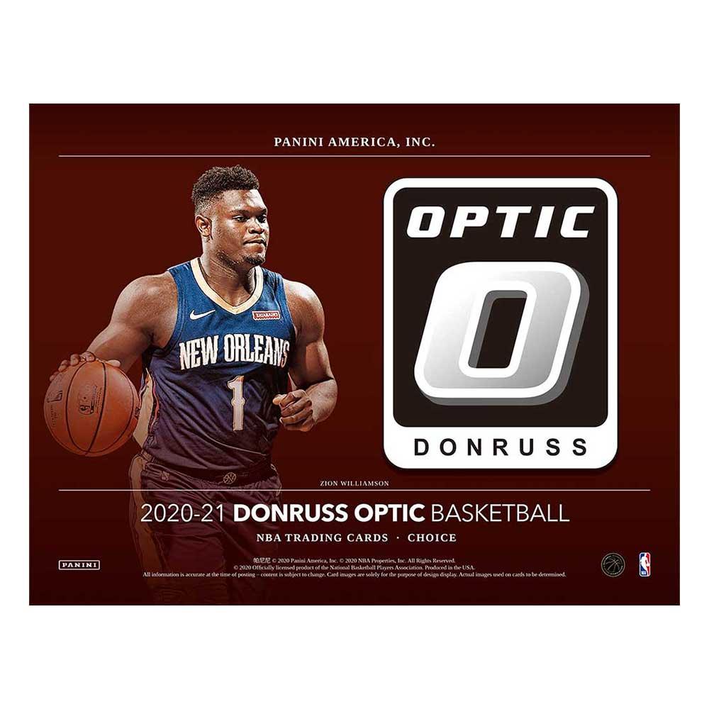 NBA 2020-21 Panini Donruss Optic Basketball Choice 9/29入荷