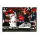 大谷翔平&カイル・シュワーバー #444 2021年6月月間最優秀選手賞受賞記念 カード Named AL and NL Players of the Month Shohei Ohtani & Kyle Schwarber - 2021 MLB Topps Now Card 444  7/24入荷