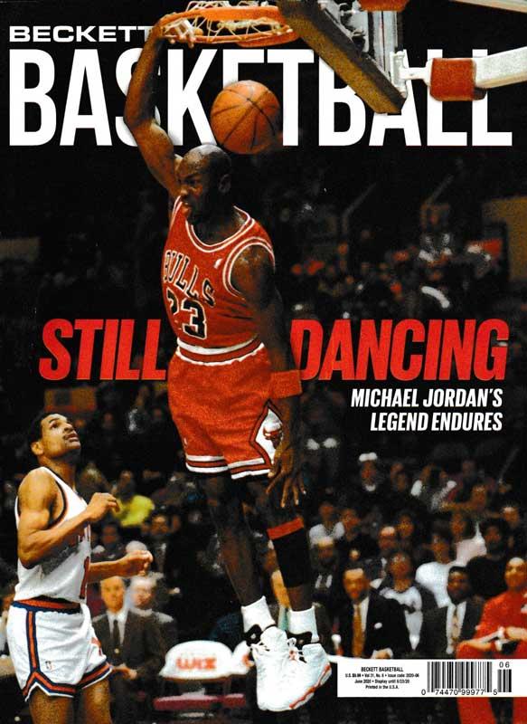 NBA Beckett Plus #333 2020年 6月号 (ベケット) 5/12入荷 !!
