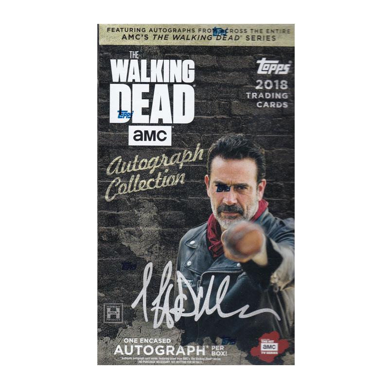 ウォーキング・デッド 2018 Topps The Walking Dead Autograph Collection トレーディングカード 12/21入荷!