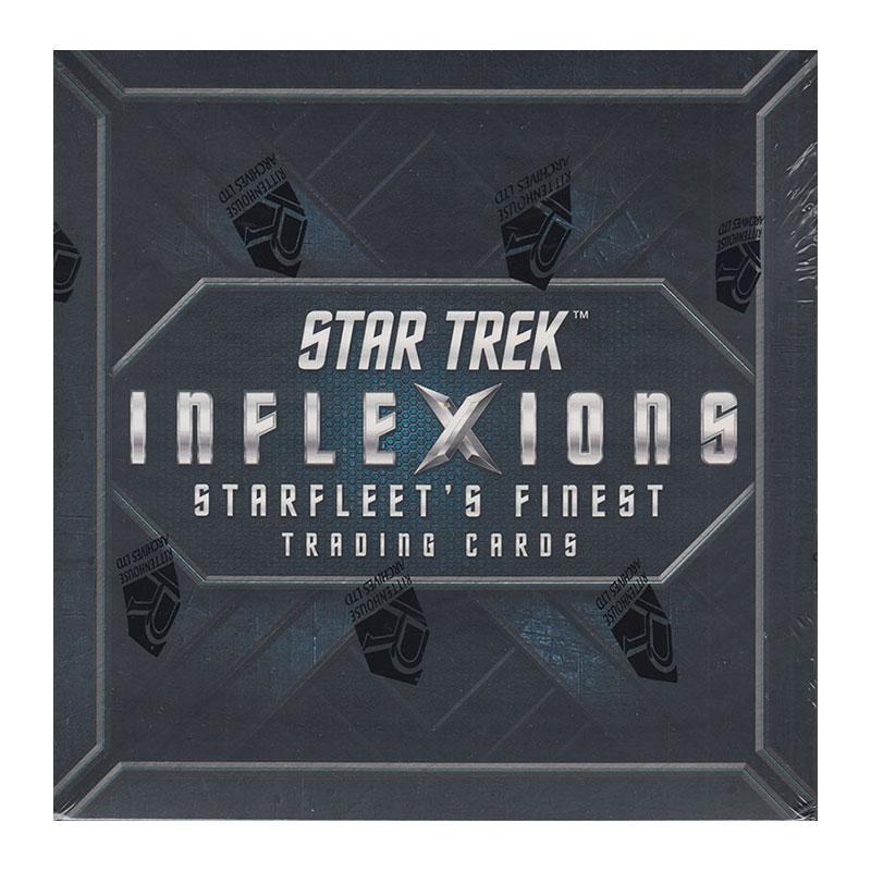 スタートレック 2019 Rittenhouse Star Trek Inflexions Starfleet's Finest Trading Cards 12/21入荷