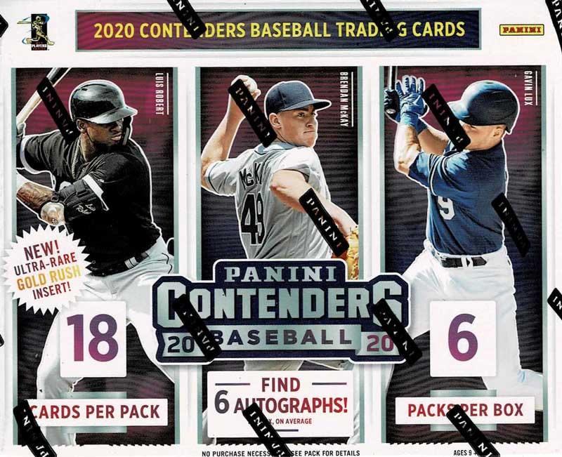 2020 Panini Contenders Baseball 10/30入荷!
