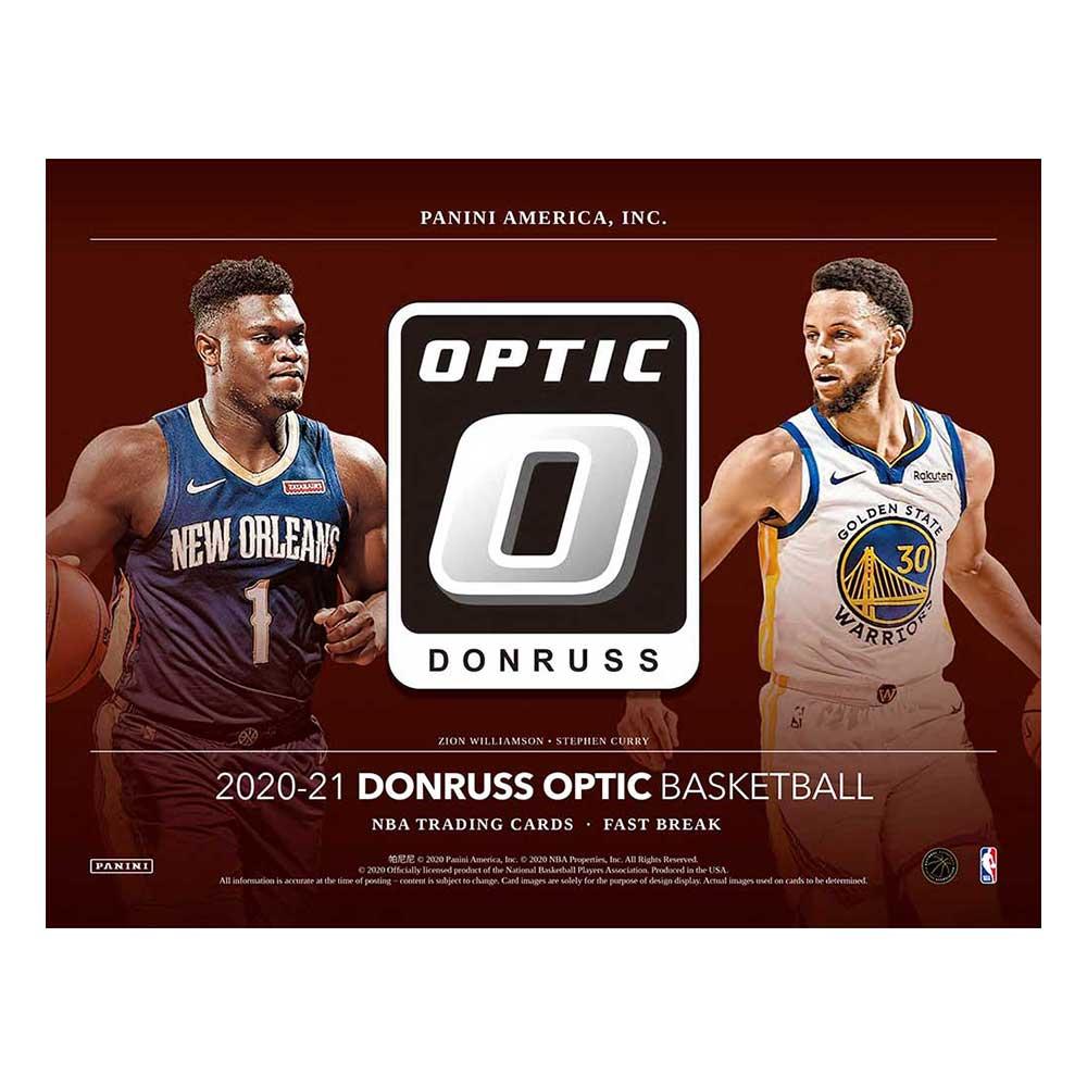 NBA 2020-21 Panini Donruss Optic Basketball Fast Break版 10/13入荷