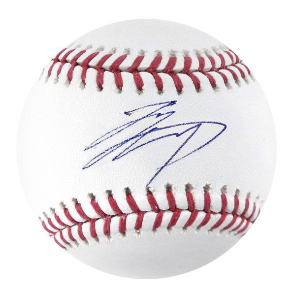 大谷翔平 直筆サインボール / Shohei Ohtani Autographed Baseball  UP-84410付属