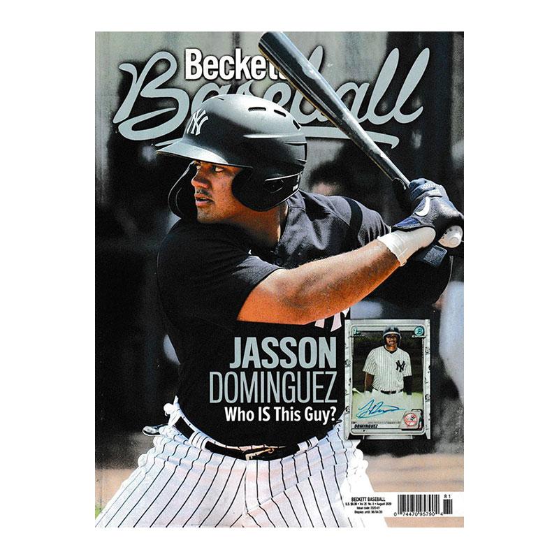 【MLBベケット】 MLB Beckett Plus #173 2020年 8月号 6/23入荷