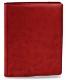 ウルトラプロ (Ultra Pro) プレミアム プロ バインダー レッド #84195 | Premium 9-Pocket Red PRO-Binder