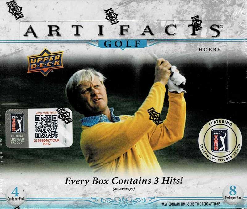 ゴルフカード 2021 Artifacts Golf Cards 価格はTel. 店頭在庫あり 5/12入荷!