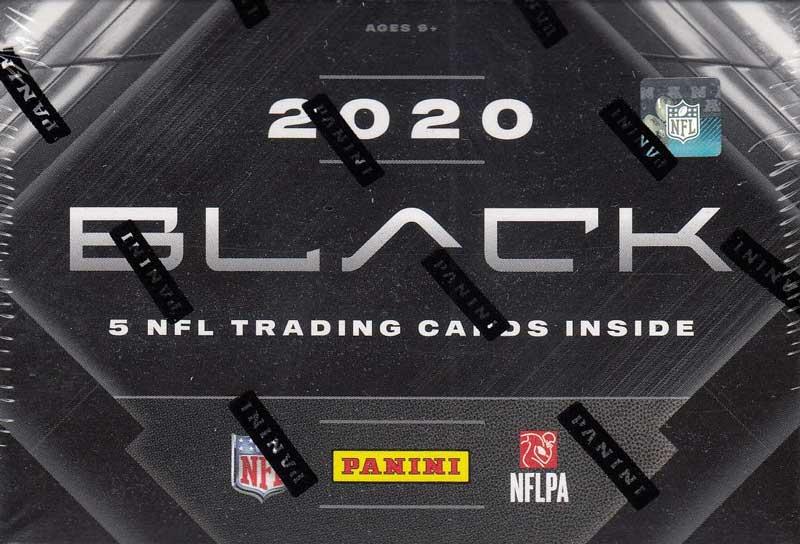 NFL 2020 Panini Black Football 8/26入荷!