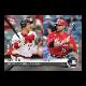 大谷翔平&ジョーイ・ボット #604 2021年7月月間最優秀選手賞受賞記念 カード Named AL and NL Players of the Month Shohei Ohtani & Joey Votto - 2021 MLB Topps Now Card 9/6入荷