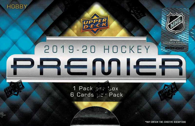 NHL 2019-20 Upper Deck  Premier Hockey  価格はASK、店頭販売中、10/8入荷!