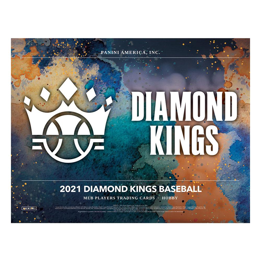 2021 Panini Diamond Kings Baseball 4/28入荷!