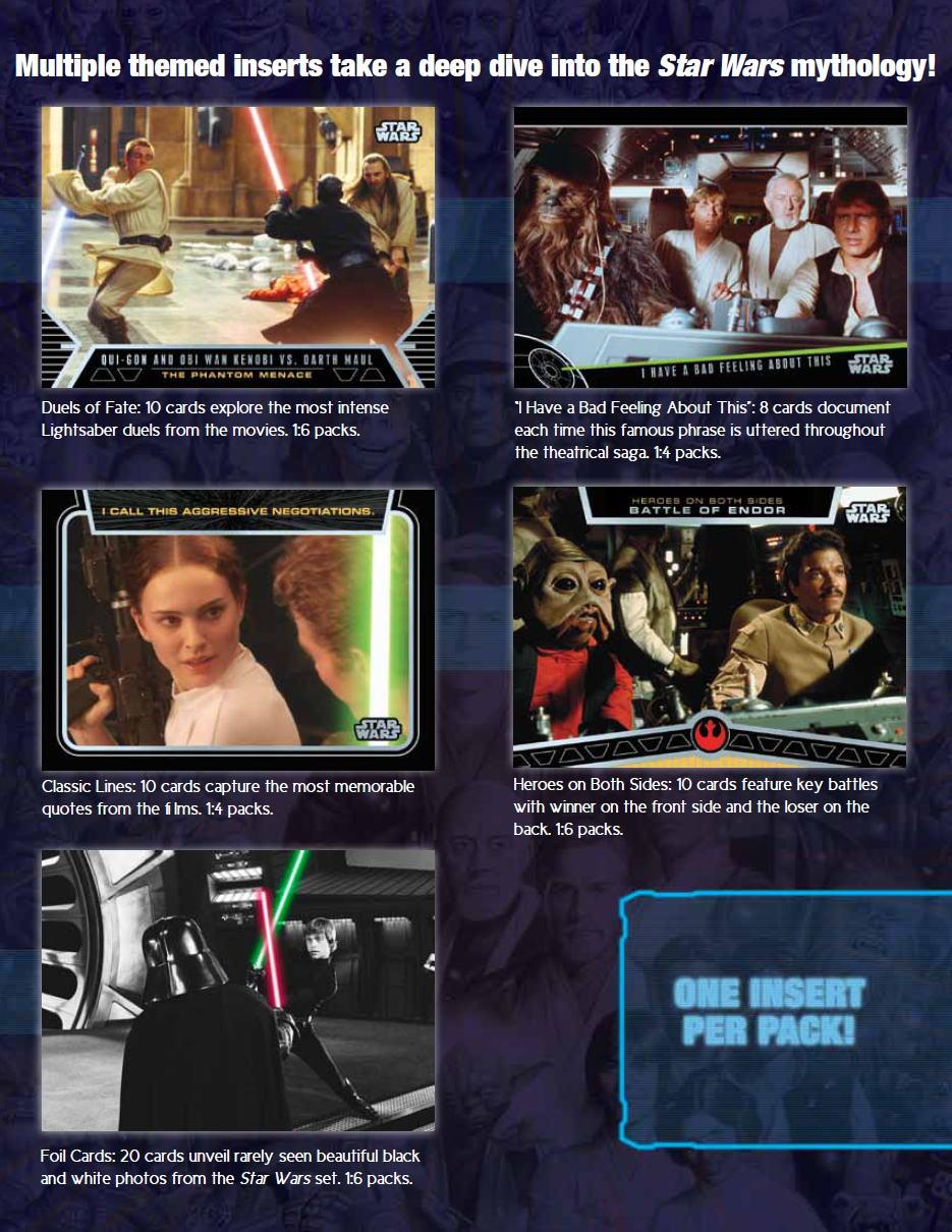 スター・ウォーズ 2012 Topps STAR WARS Galactic Files パック (Pack)