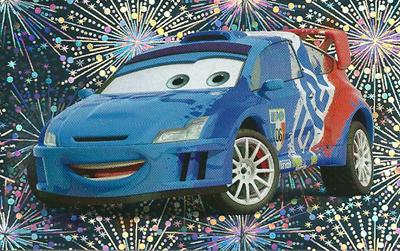 【カーズ2 ステッカー 8枚入りパック】 Panini Disney Cars 2 Stickers Pack★6/13入荷!