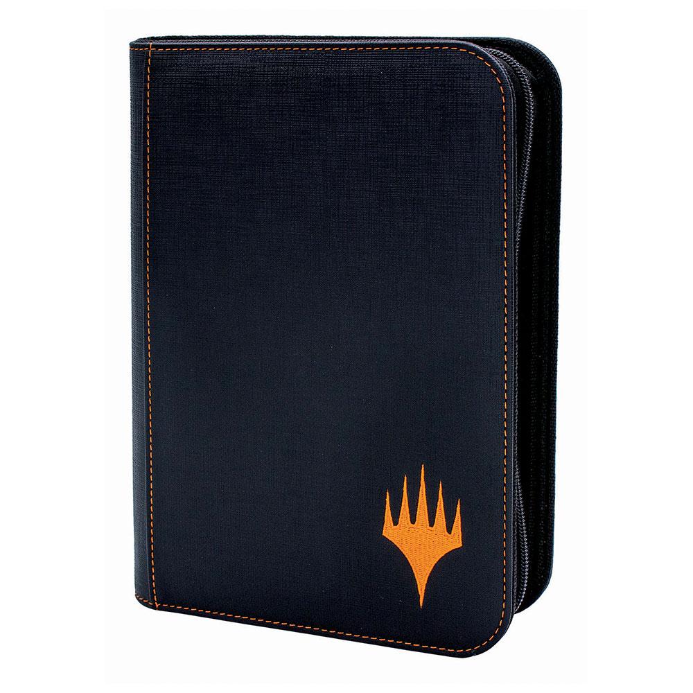 ウルトラプロ (Ultra Pro) MTG マジック・ザ・ギャザリング 4ポケット プロバインダー Mythic (#18341) | Mythic Edition 4 Pocket Zippered PRO-Binder for Magic: The Gathering