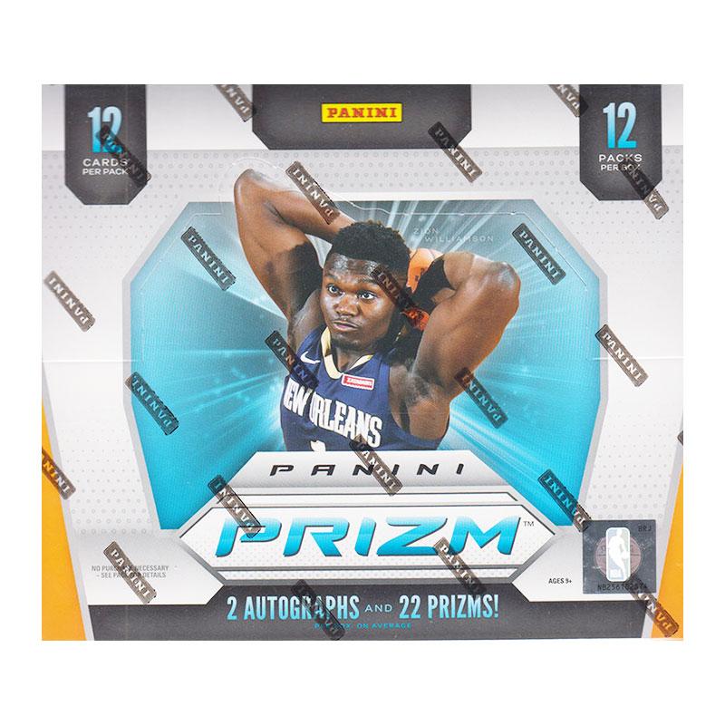NBA 2019-20 Panini Prizm Basketball Hobby
