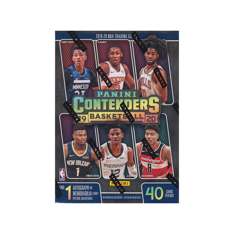 NBA 2019-20 Panini Contenders Basketball Blaster 1/8入荷!八村塁封入!