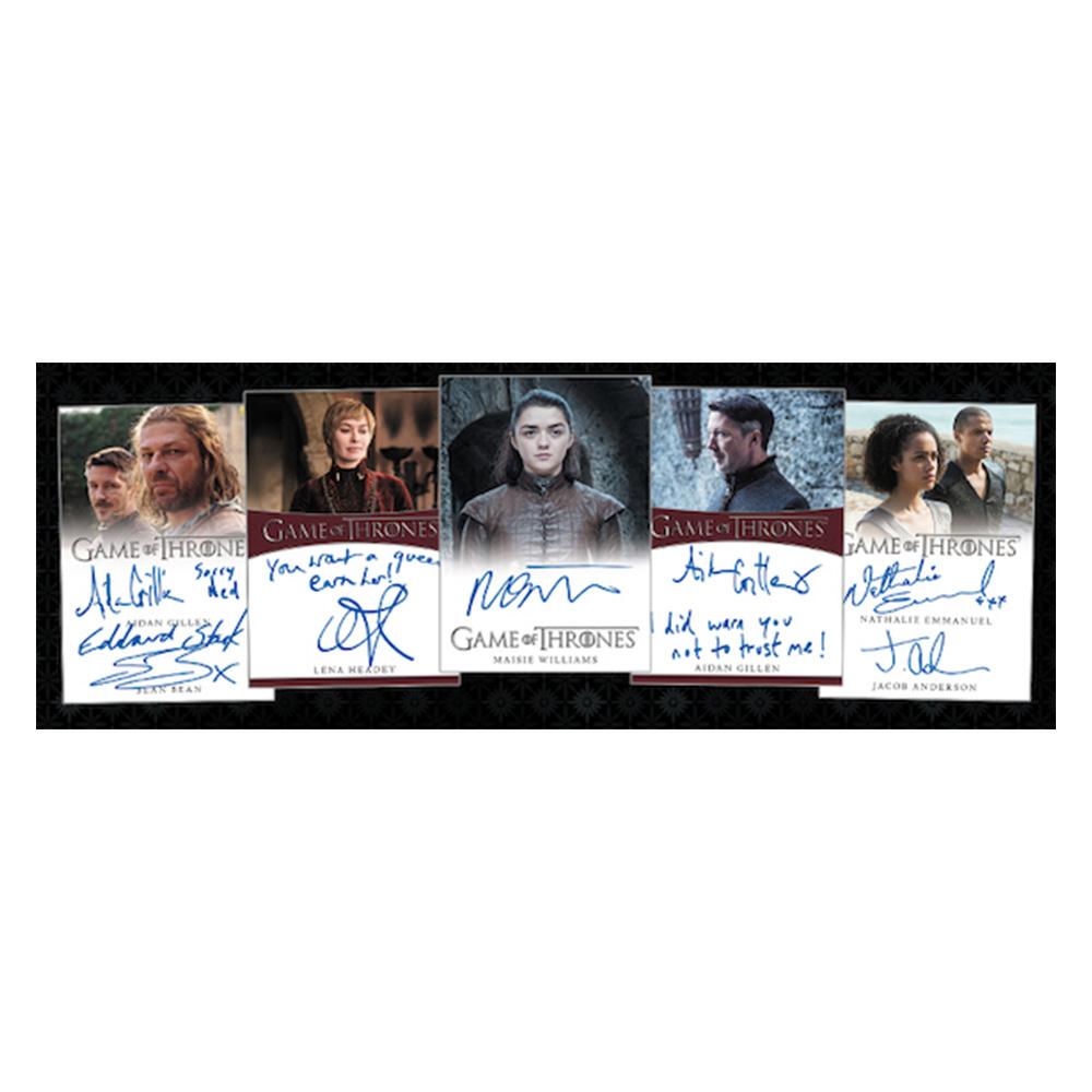 2020 ゲーム・オブ・スローンズ コンプリートシリーズ / 2020 Rittenhouse Game of Thrones Complete Series トレーディングカード 10/22入荷!