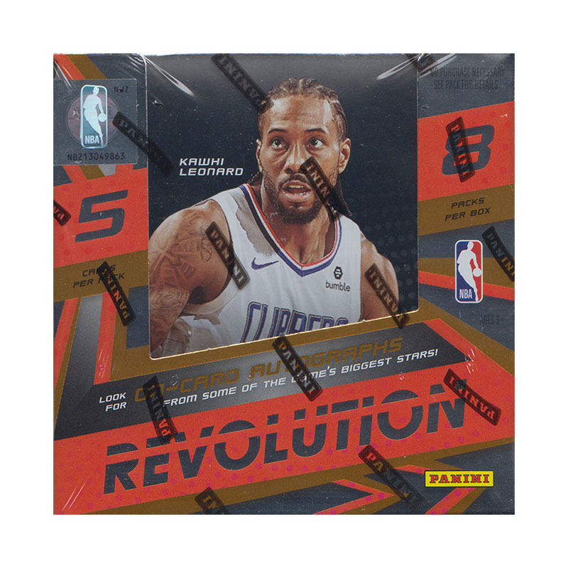 NBA 2019-20 Panini Revolution Basketball