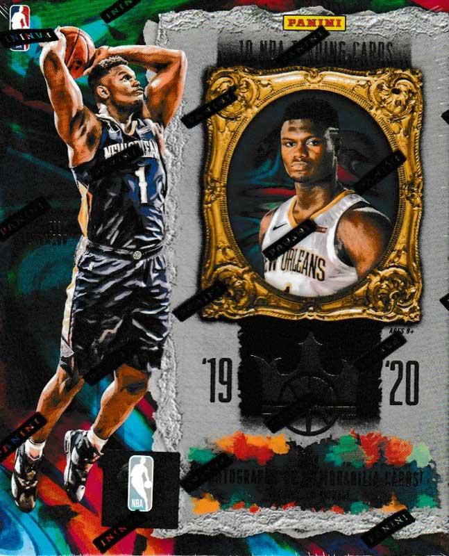 NBA 2019-20 Panini Court Kings Basketball 6/5入荷
