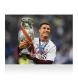 クリスティアーノ・ロナウド 直筆サインフォト Cristiano Ronaldo Signed Portugal Photo: UEFA EURO 2016 Winner / Cristiano Ronaldo
