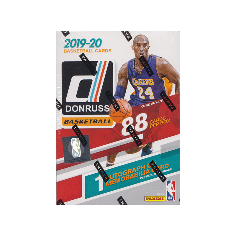 NBA 2019-20 Panini Donruss Basketball Blaster 1/8入荷!八村塁封入!