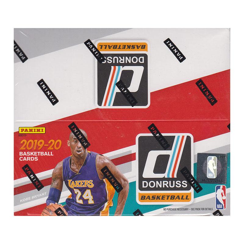 NBA 2019-20 Panini Donruss Basketball Retail 1/8入荷!八村塁封入!