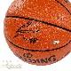 八村塁 直筆サイン入り スポルディングレプリカバスケットボール / Rui Hachimura Autographed Spalding Replica Basketball