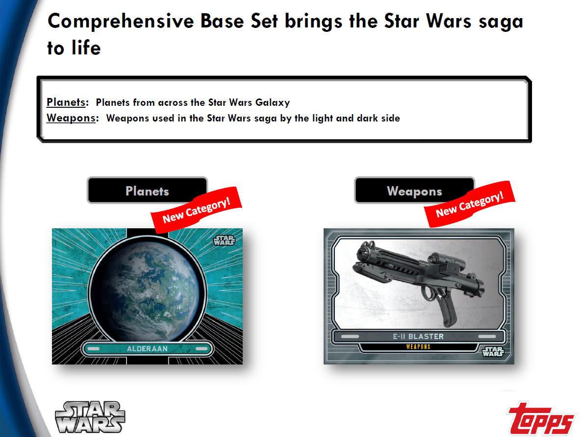 スター・ウォーズ 2013 Topps STAR WARS Galactic Files Series 2 パック (Pack)