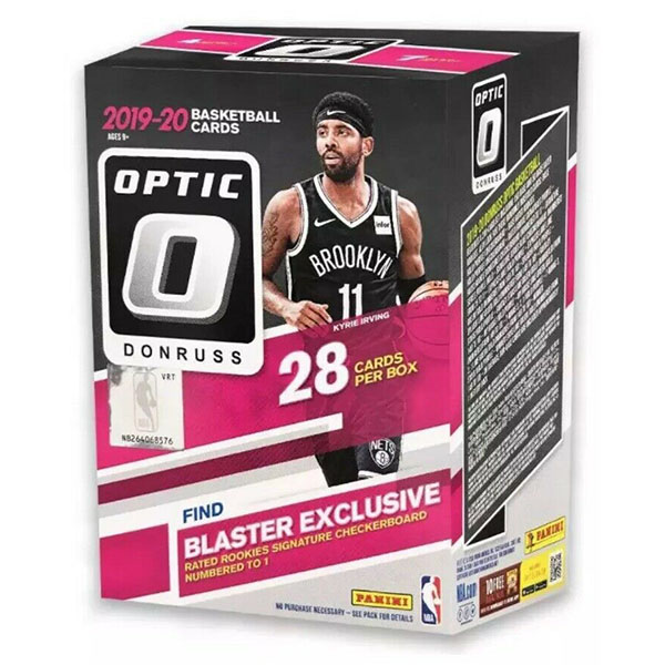 NBA 2019-20 Panini Donruss Optic Basketball Blaster