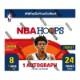 NBA 2020-21 Panini Hoops Basketball Retail版 4/6入荷