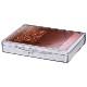 Ultra Pro (ウルトラプロ) ヒンジ付きカードケース 25枚用 (#81720) / Hinged 25 Card Storage