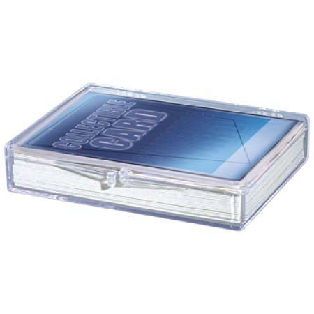 Ultra Pro (ウルトラプロ) ヒンジ付きカードケース 35枚用 (#43002) / Hinged 35 Card Storage