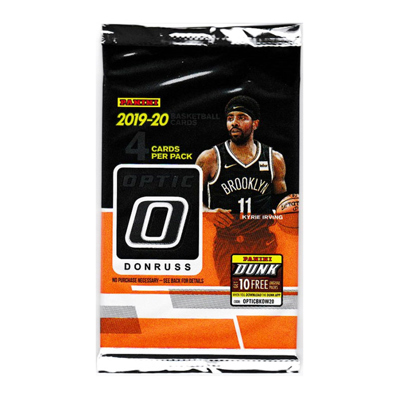 NBA 2019-20 Panini Donruss Optic Basketball Retail パック