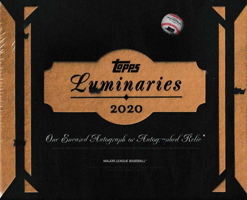 MLB 2020 Topps Luminaries Baseball 8/5入荷
