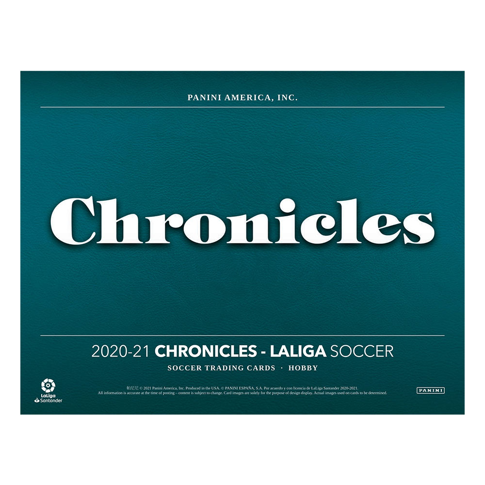 2020-21 Panini Chronicles Soccer 6/8入荷!