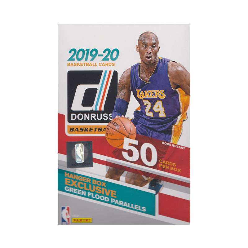 NBA 2019-20 Panini Donruss Basketball Hanger Box 1/8入荷、八村塁封入!