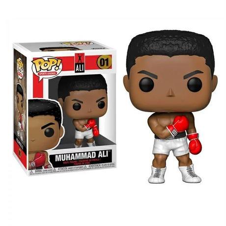ファンコ ポップ!モハメド・アリ ボクシング フィギュア / Muhammad Ali Boxing Funko Pop! 10/29入荷!