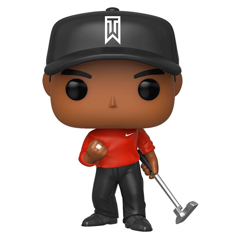 ファンコ ポップ!タイガー・ウッズ ゴルフ フィギュア / Tiger Woods Golf Funko Pop! 1/6入荷!