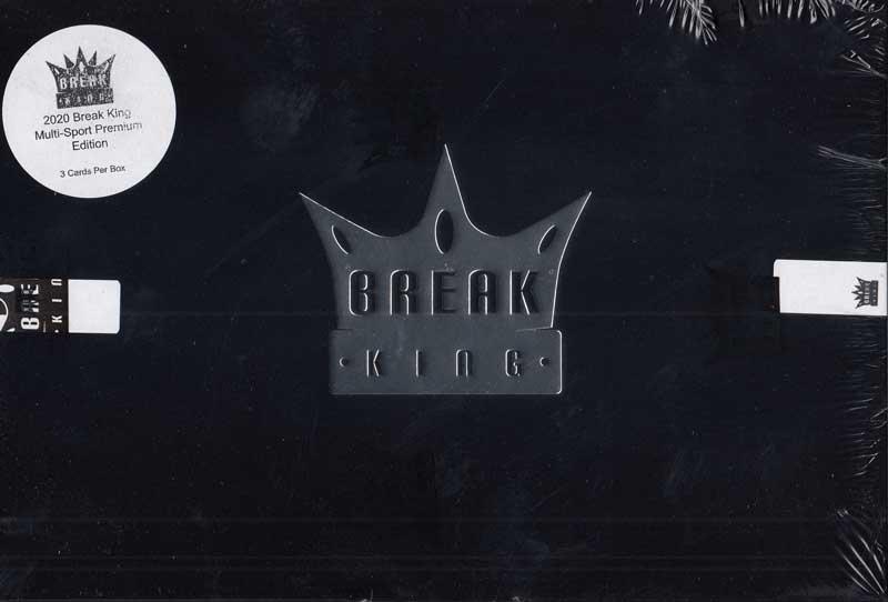 2020 Break King Premium Edition Multi-Sport Box 8/18入荷