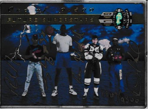 1992 Classic Four Sport Gold セット(Set) 9,500セット限定生産!