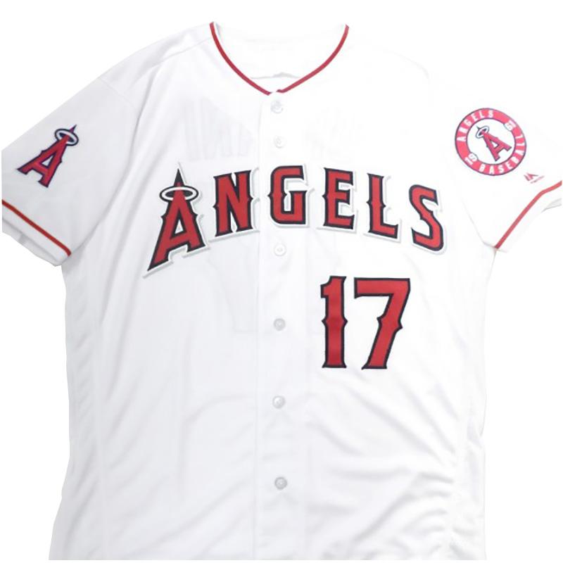 大谷翔平 直筆サイン入り エンゼルス オーセンティック ユニフォーム ホワイト / Shohei Ohtani Autographed Angels Authentic Jersey - 2018 Home, White 7/27再入荷