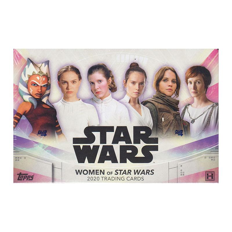 スター・ウォーズ 2020 Topps Women of Star Wars トレーディングカード 3/25入荷!