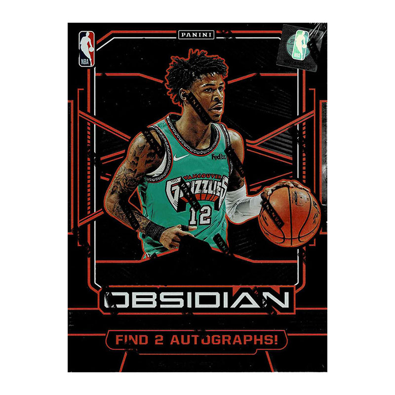 NBA 2019-20 Panini Obsidian Basketball 7/15入荷