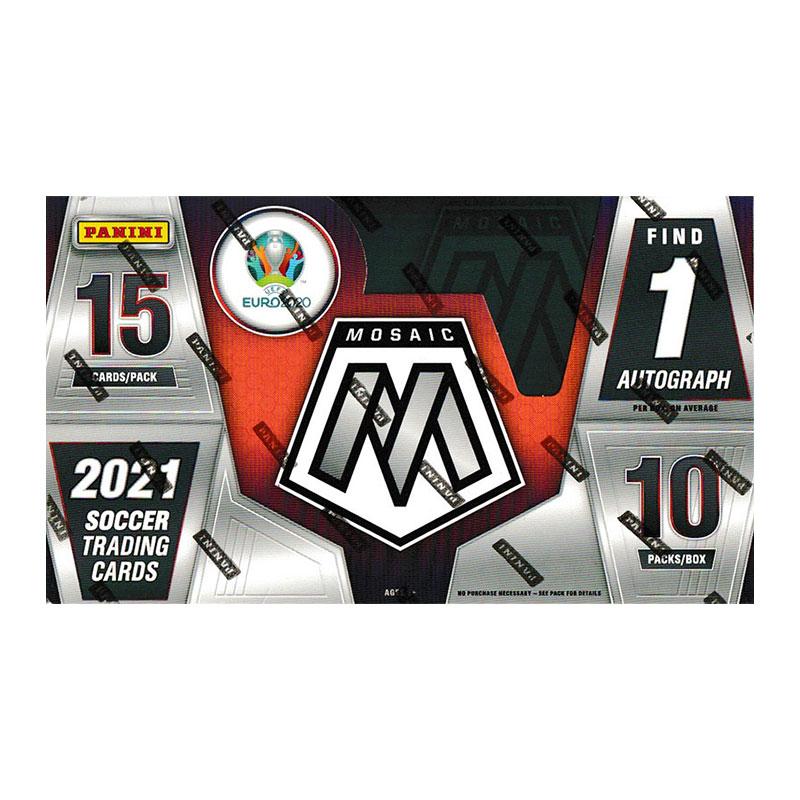 2020-21 Mosaic UEFA EURO Soccer Hobby版
