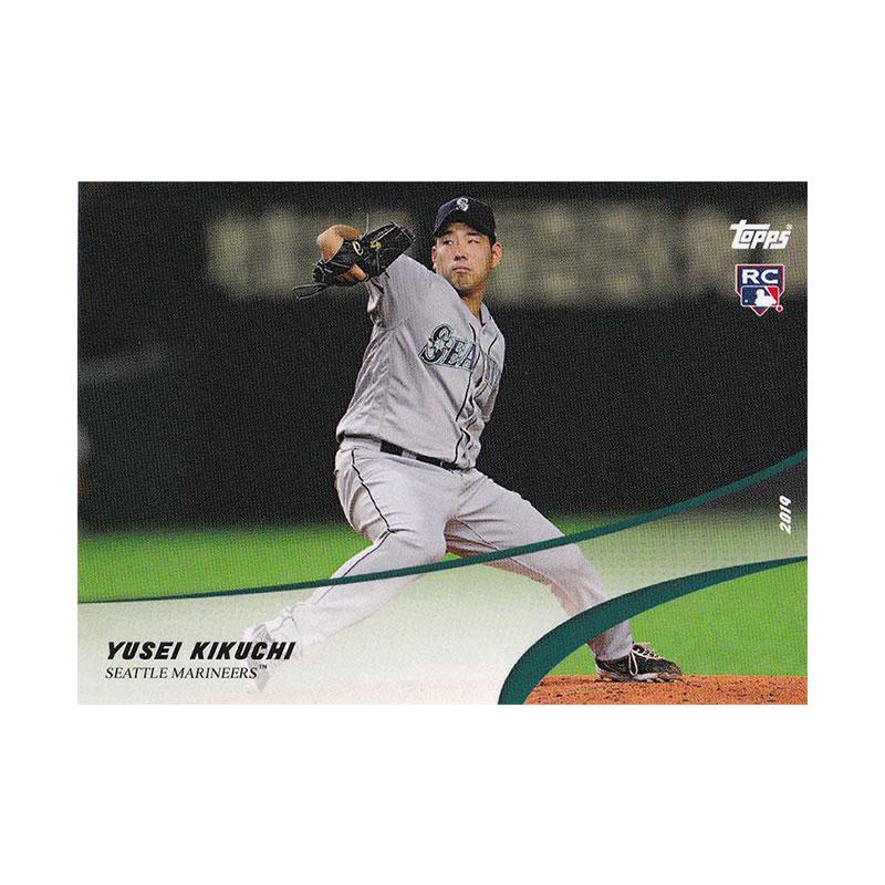 菊池雄星 Ichiro 2019 Topps On Demand Set #4-17 Yusei Kikuchi
